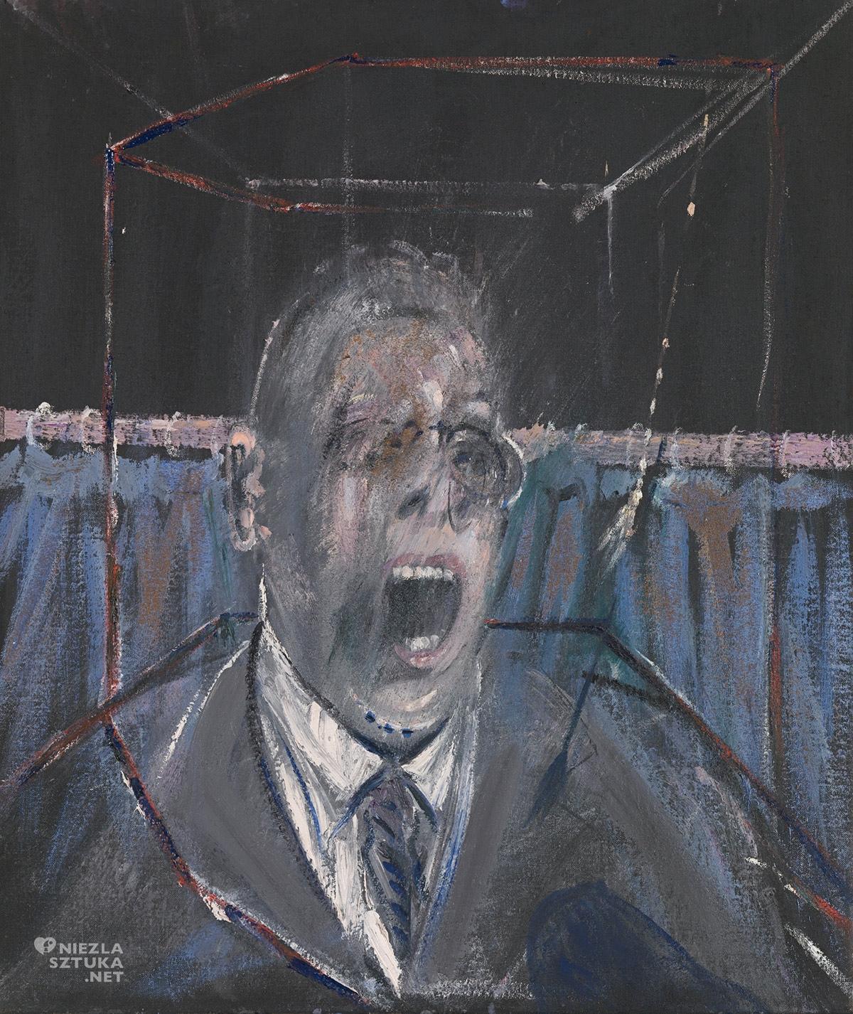 Francis Bacon, Studium, portret, niezła sztuka