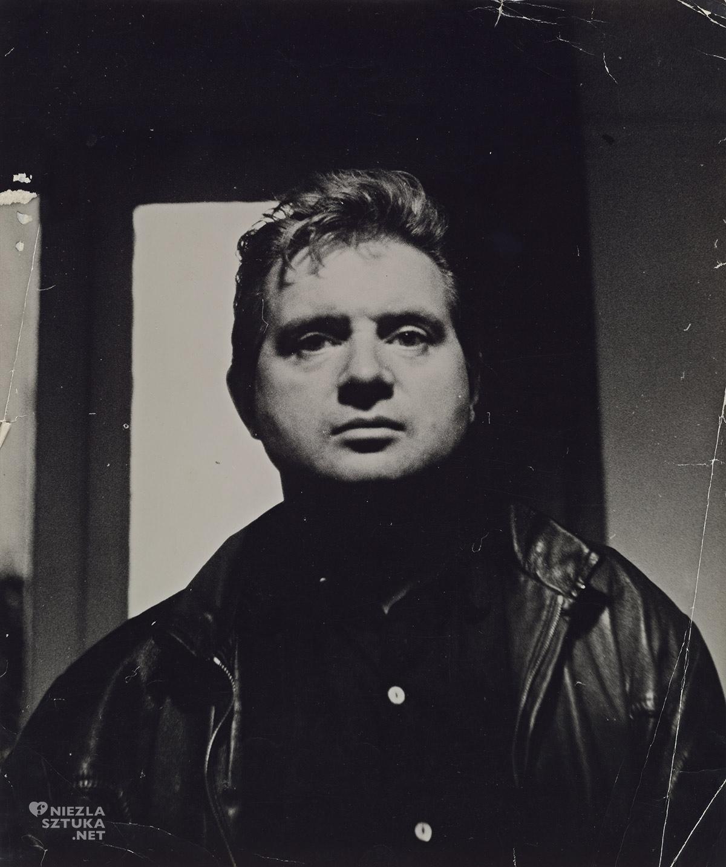John Deakin , Portret, fotografia, Francis Bacon, niezła sztuka