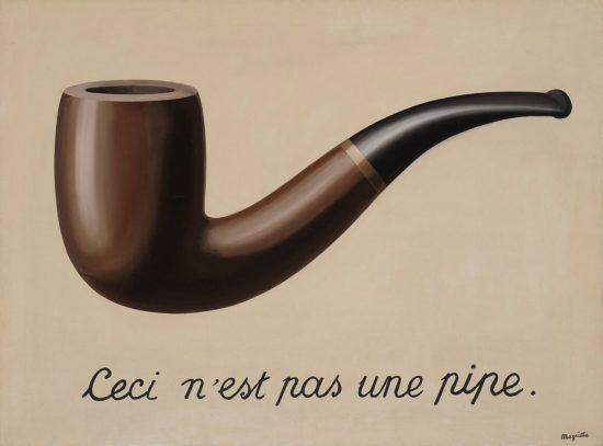 René Magritte, Zdradliwość obrazów, To nie jest fajka, surrealizm, Belgia, Niezła Sztuka