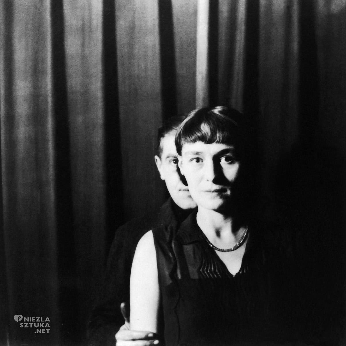 René Magritte, żona, Georgette Magritte, fotografia, surrealizm, Niezła Sztuka