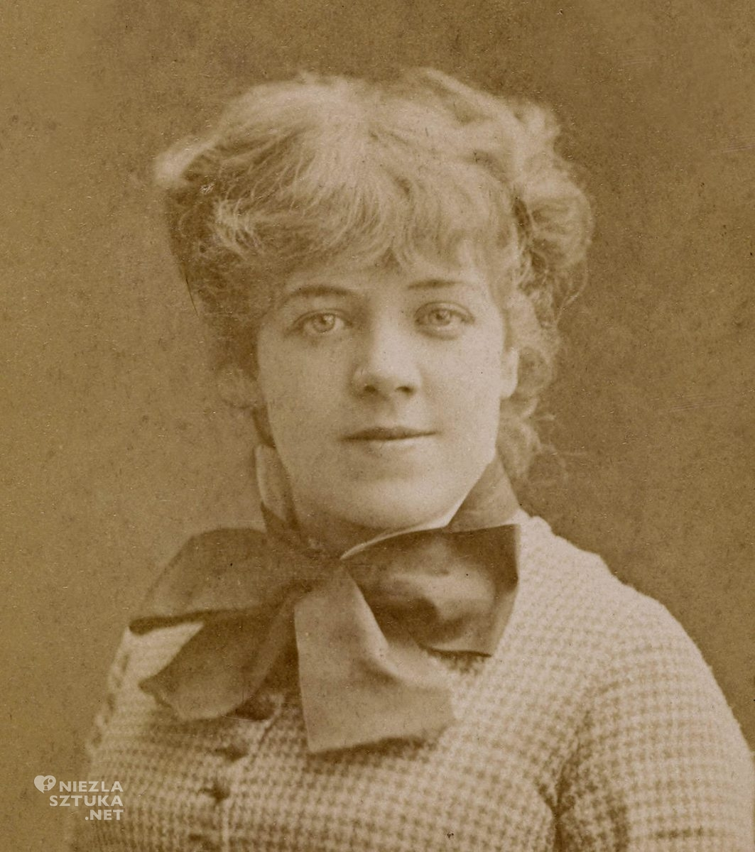 Nadar, fotografia, Jeanne Samary, aktorka, muza, modelka, Pierre-Auguste Renoir, impresjonizm, kobiety w sztuce, Niezła Sztuka