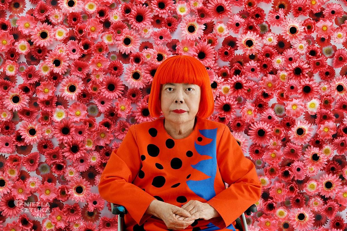 Yayoi Kusama, niezła sztuka
