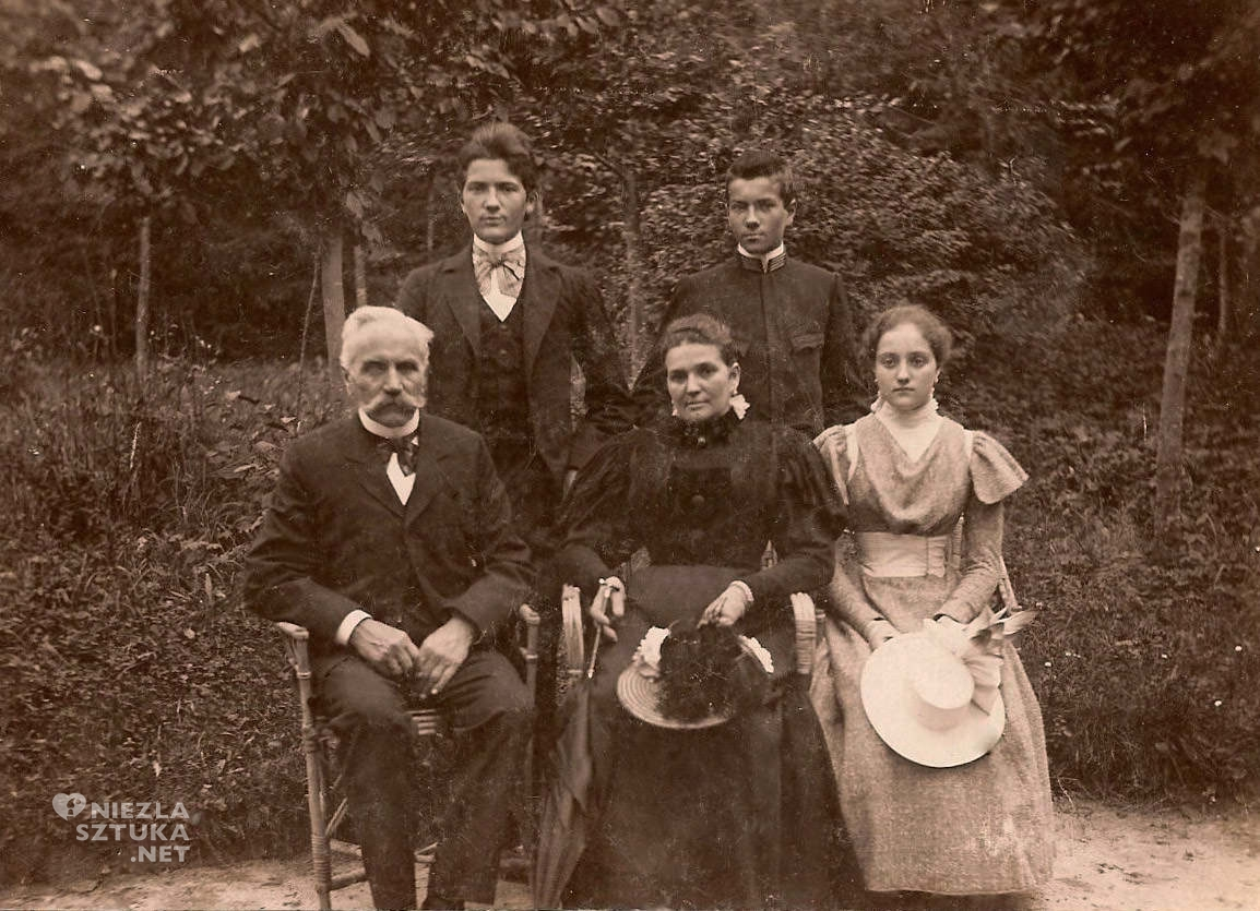 Władysław Jarocki, fotografia, rodzina, archiwum, Niezła Sztuka
