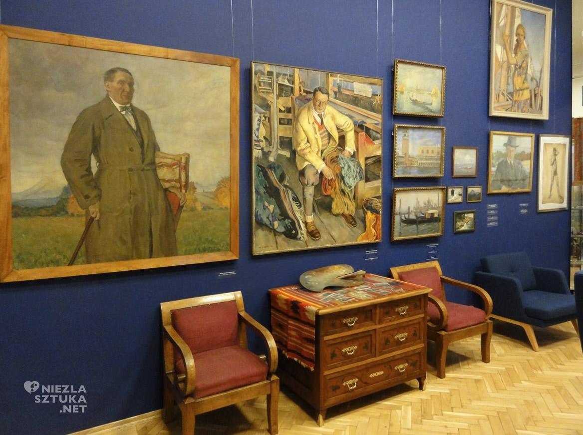 Władysław Jarocki, wystawa, muzeum, malarstwo polskie, sztuka polska, Niezła Sztuka