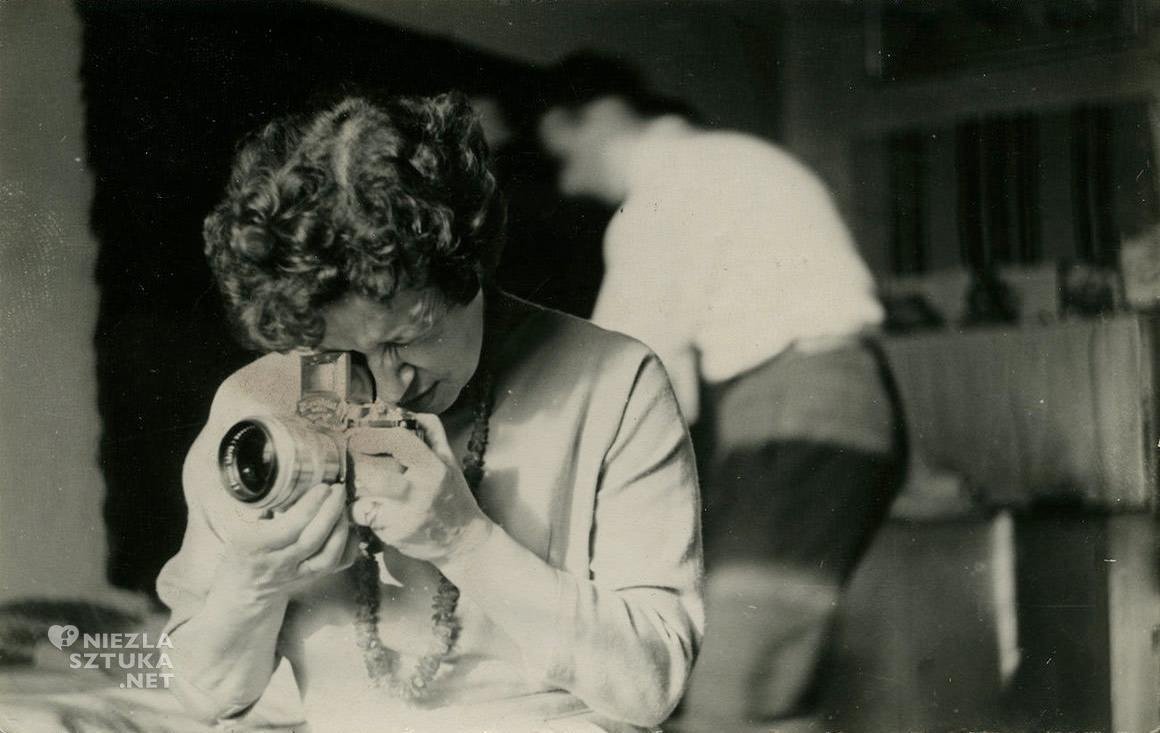 Zofia Rydet, fotografia, artystka, sztuka polska, Niezła Sztuka