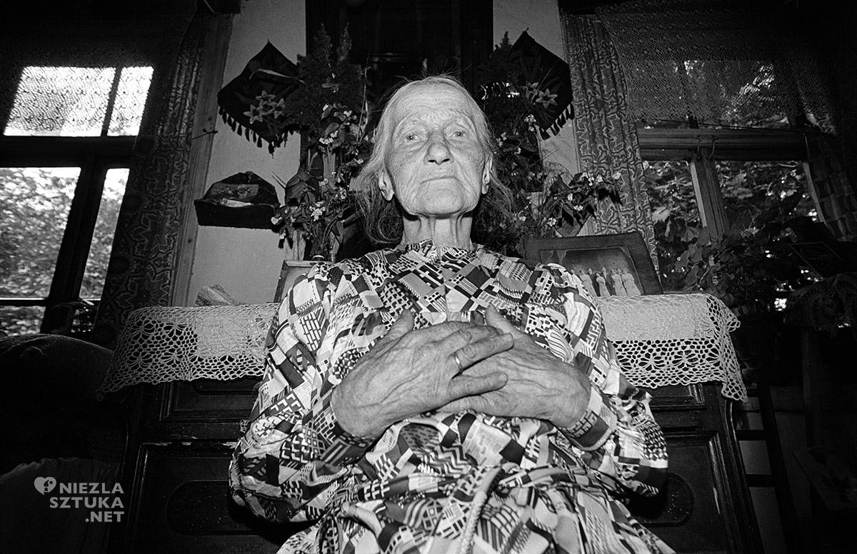 Zofia Rydet, Zapis socjologiczny, fotografia, Niezła Sztuka