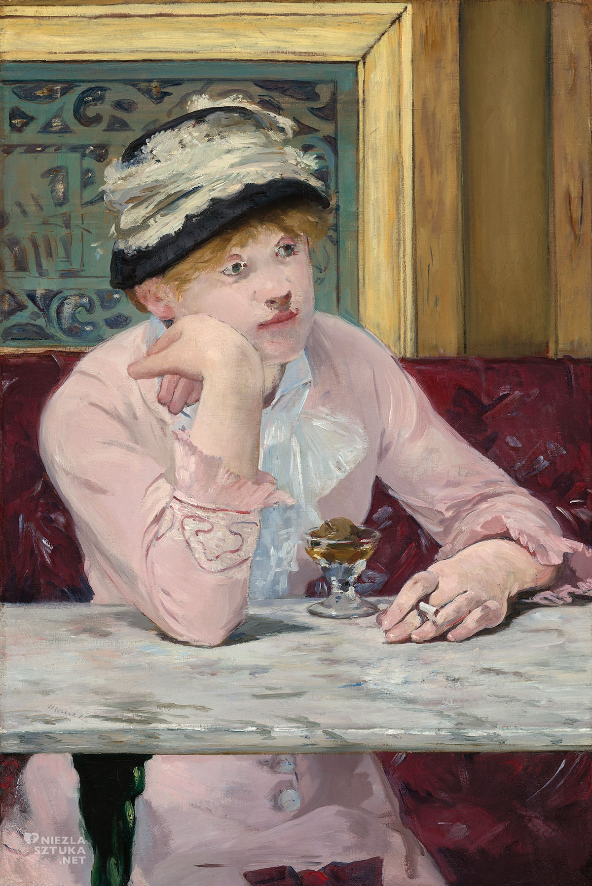 Édouard Manet, Śliwka, Ellen Andre, Niezła sztuka
