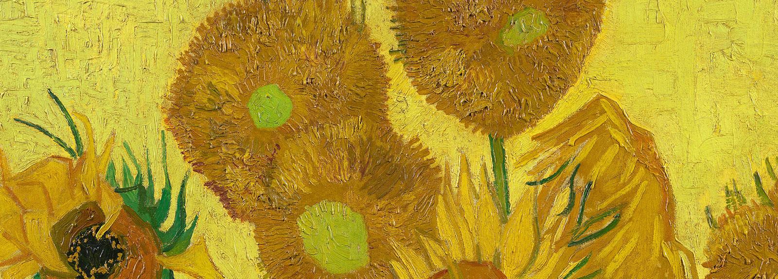 Vincent van Gogh, van Gogh słoneczniki, słoneczniki, malarstwo holenderskie, Niezła sztuka