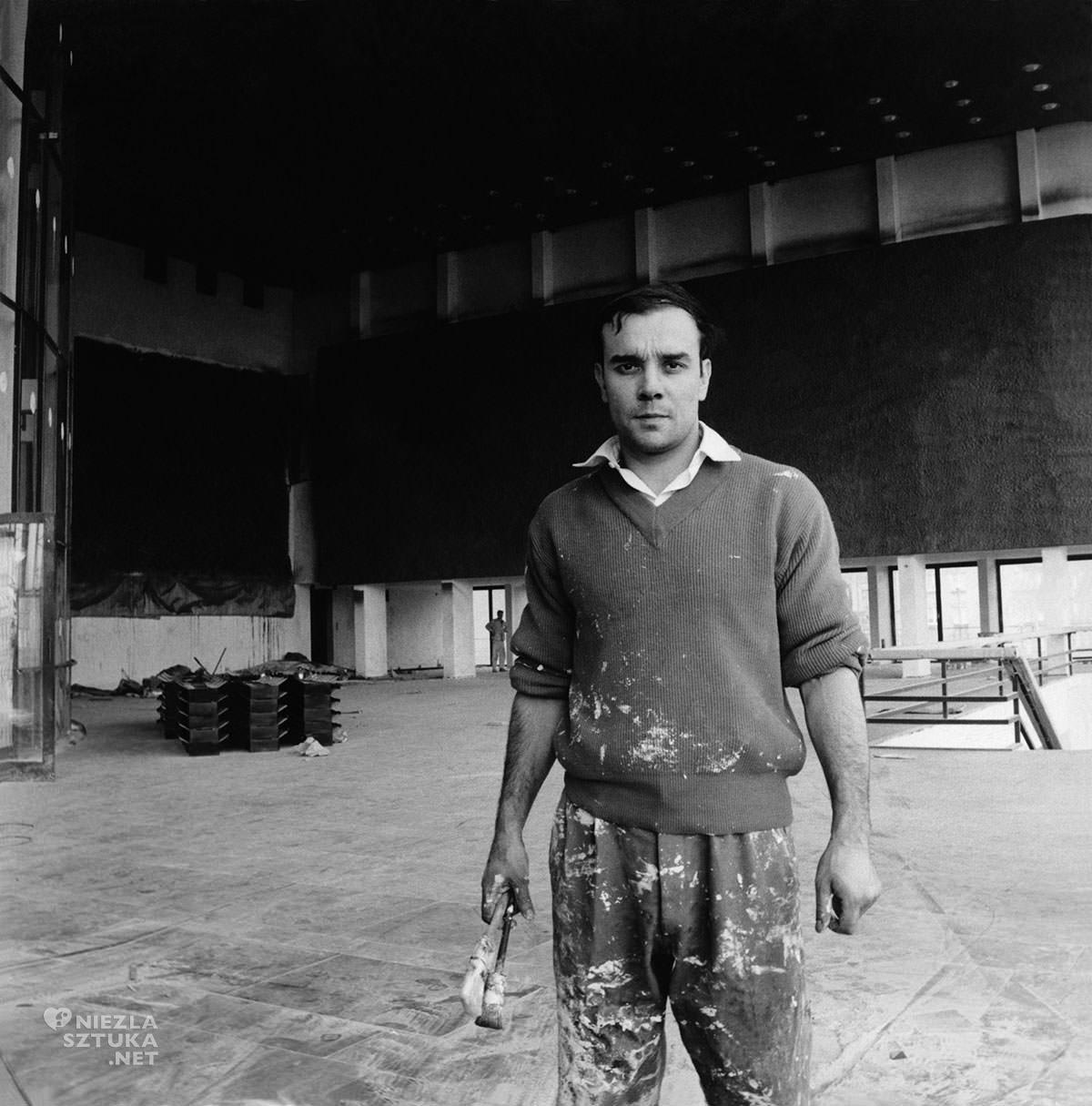 Yves Klein, awangarda, sztuka współczesna, Niezła Sztuka