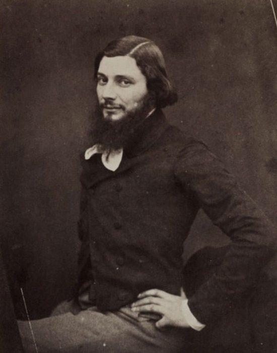 Gustave Courbet, malarz francuski, realizm, sztuka francuska, Niezła sztuka