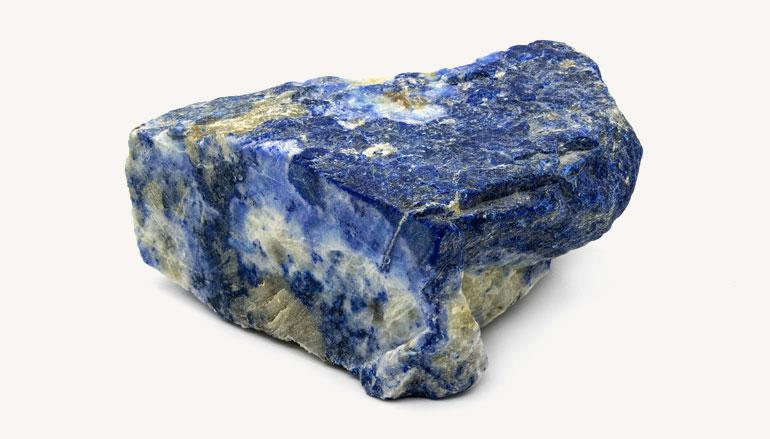lapis lazuli, niezła sztuka