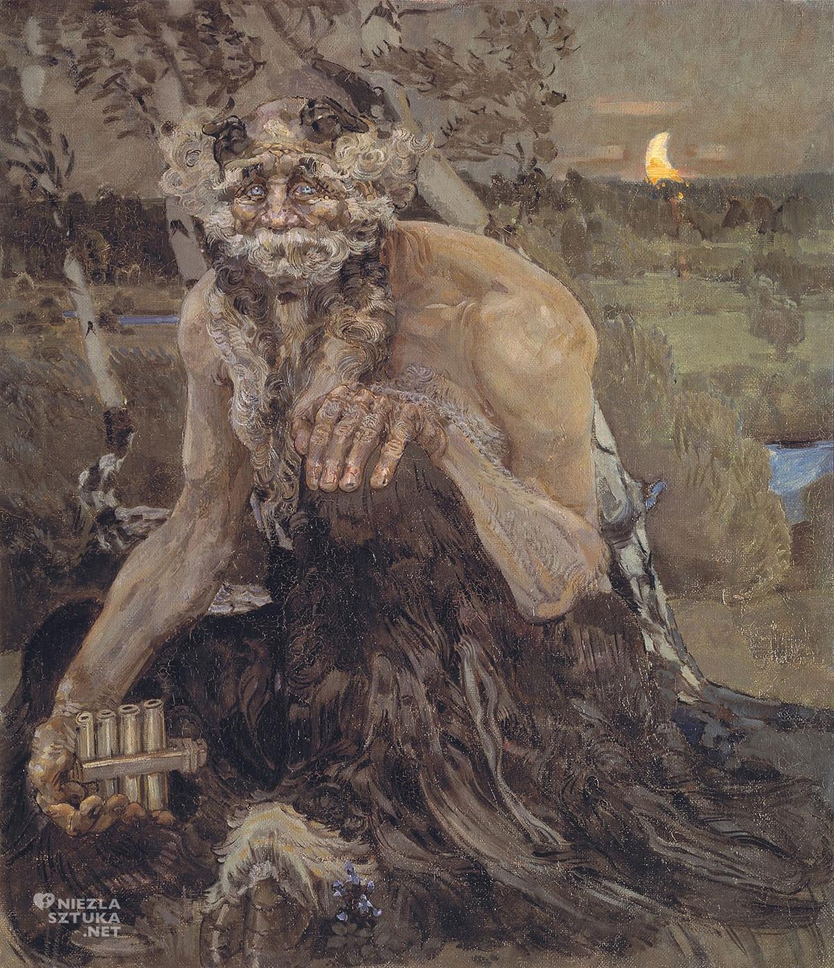 Michaił Wrubel, Pan, malarstwo rosyjskie, Niezła Sztuka