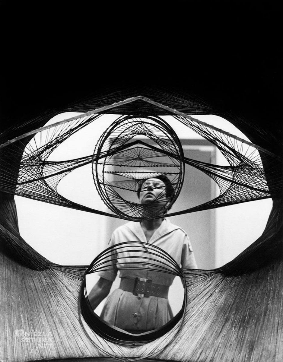 Peggy Guggenheim, Roloff Beny, fotografia, sztuka, kolekcjonerka, Niezła Sztuka