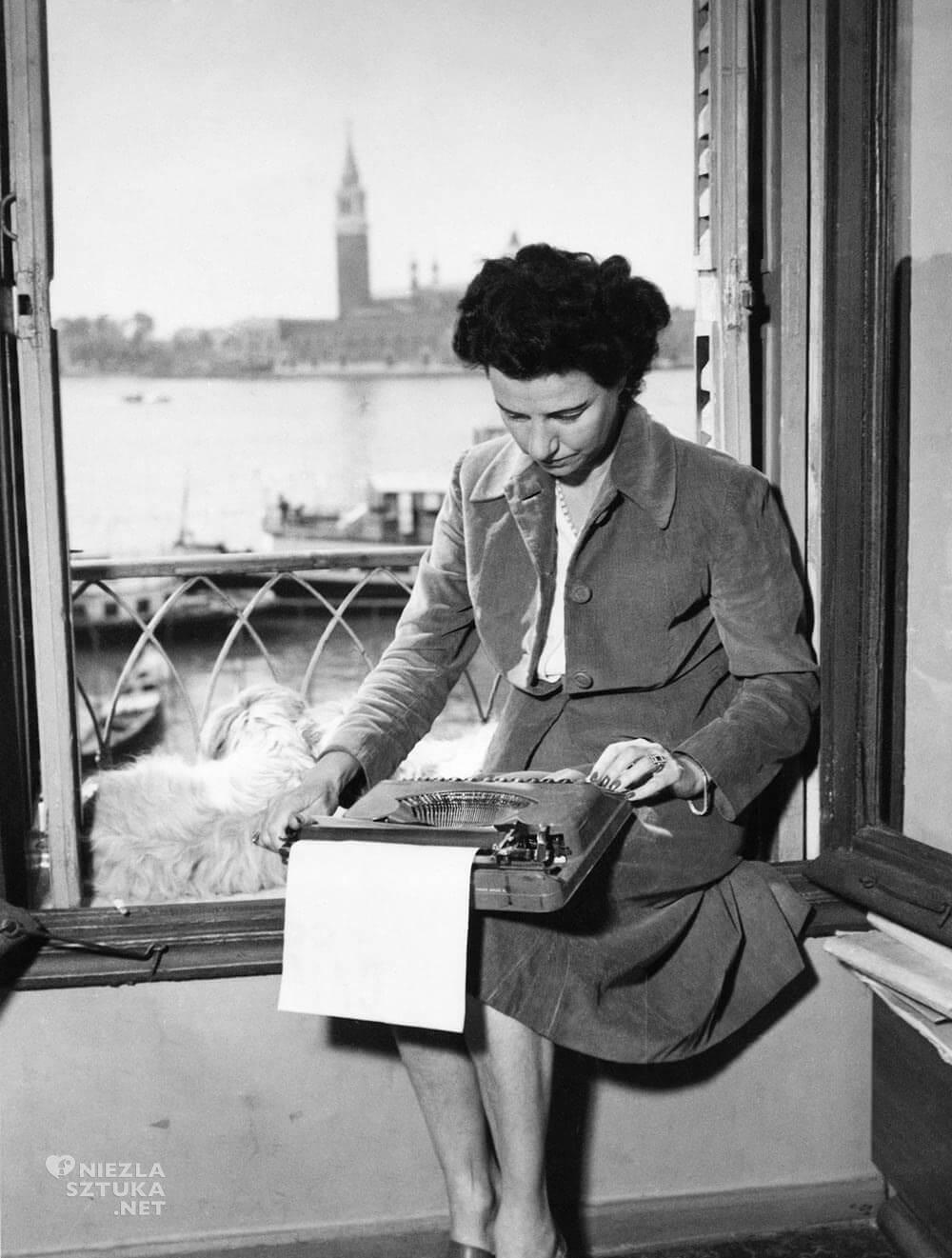 Peggy Guggenheim, Wenecja, kolekcja Guggenheim, Niezła Sztuka