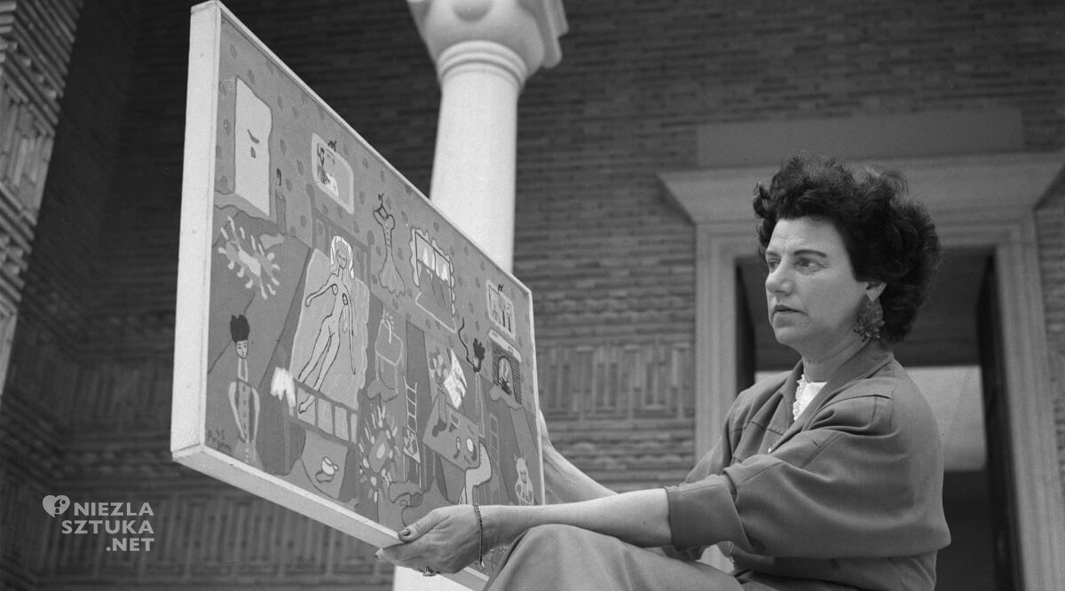 Peggy Guggenheim, Wenecja, Biennale, kolekcjonerka sztuki, Niezła Sztuka