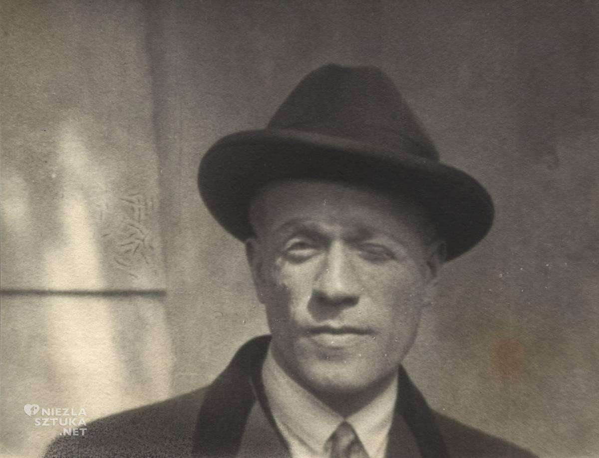 Symcha Trachter, fotografia, malarz, polski, żydowski, Niezła Sztuka