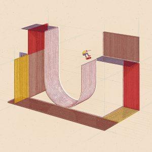 bartosz kosowski, ilustracja, katarzyna kobro, kompozycja przestrzenna, ilustrator, niezła sztuka