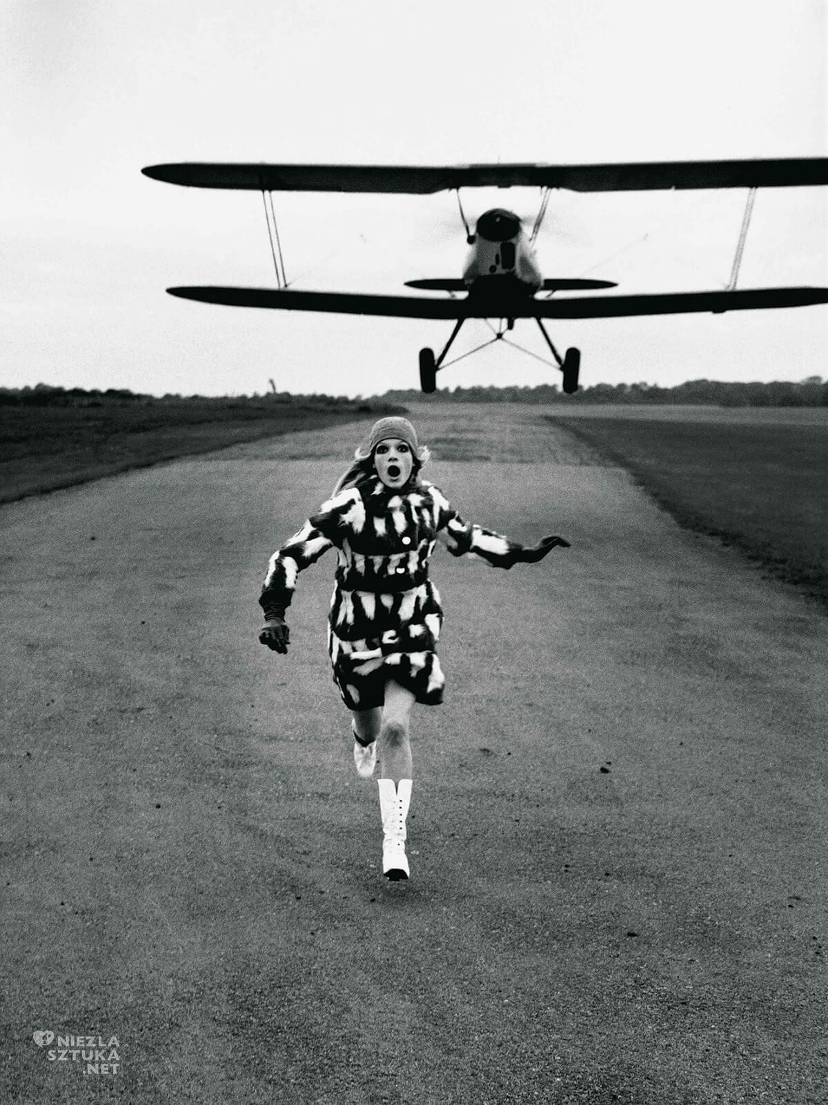 Helmut Newton, Vogue, British Vogue, fotografia, fotografia modowa, Niezła Sztuka
