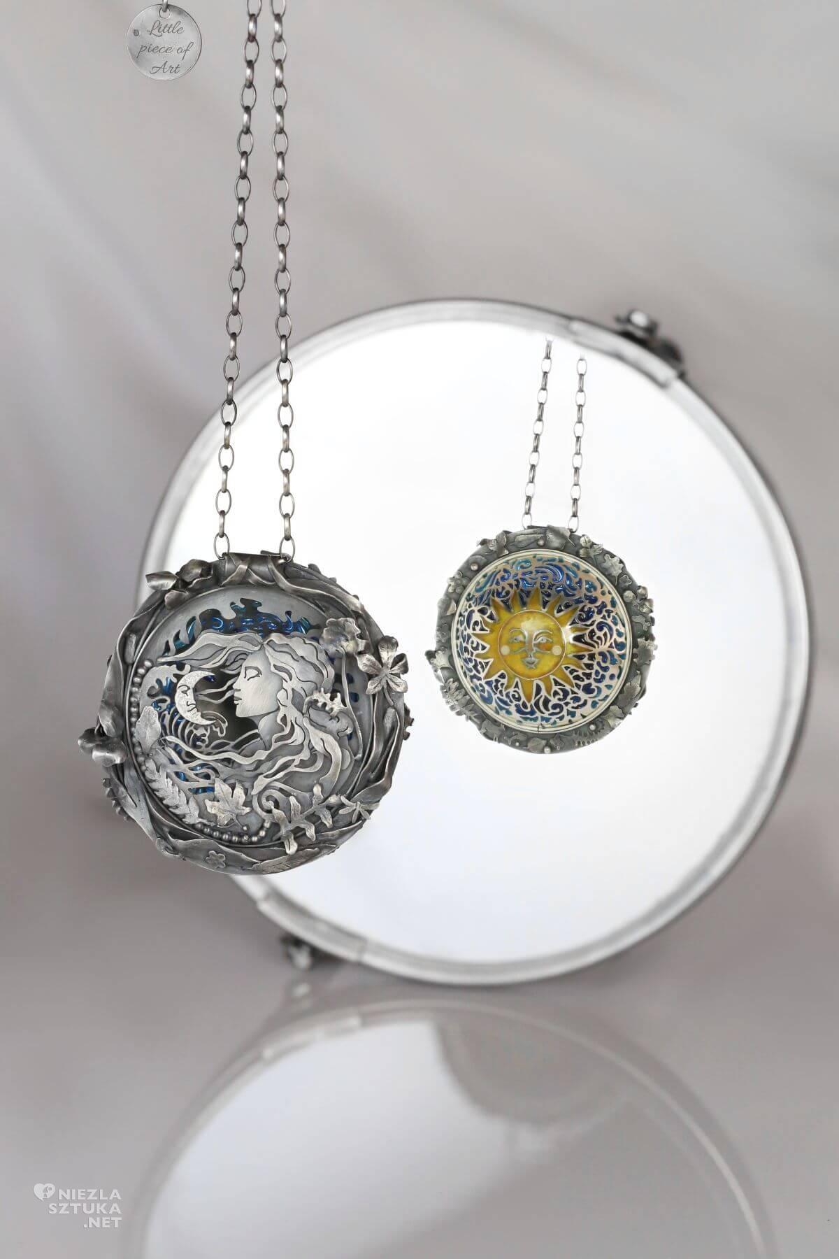 Sztuk Kilka – Art Jewelry by Marta Norenberg, biżuteria artystyczna, aukcja, Niezła sztuka
