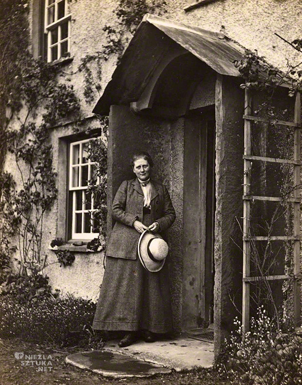 Beatrix Potter, kobiety w sztuce, ilustratorka, fotografia, Niezła Sztuka