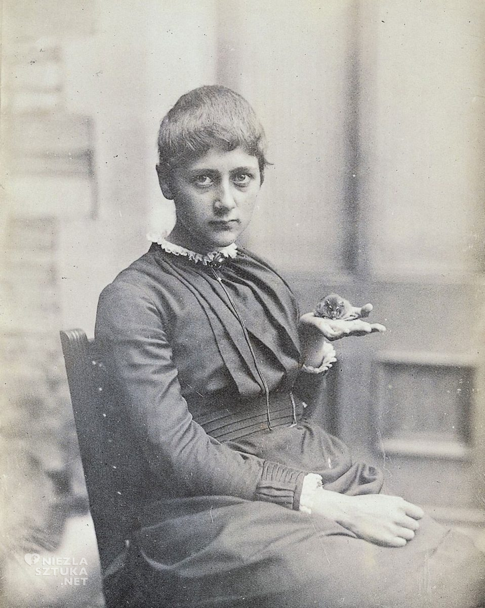 Beatrix Potter, mysz, zwierzęta, fotografia, ilustratorka, kobiety w sztuce, Niezła Sztuka