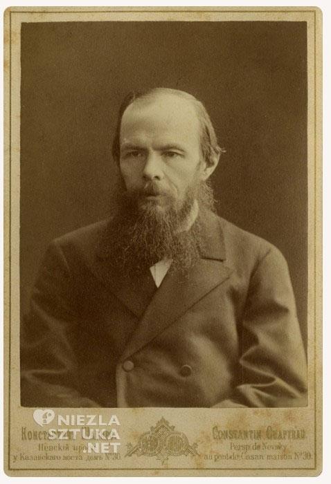 Fiodor Dostojewski, literatura, pisarz, fotografia, Niezła Sztuka