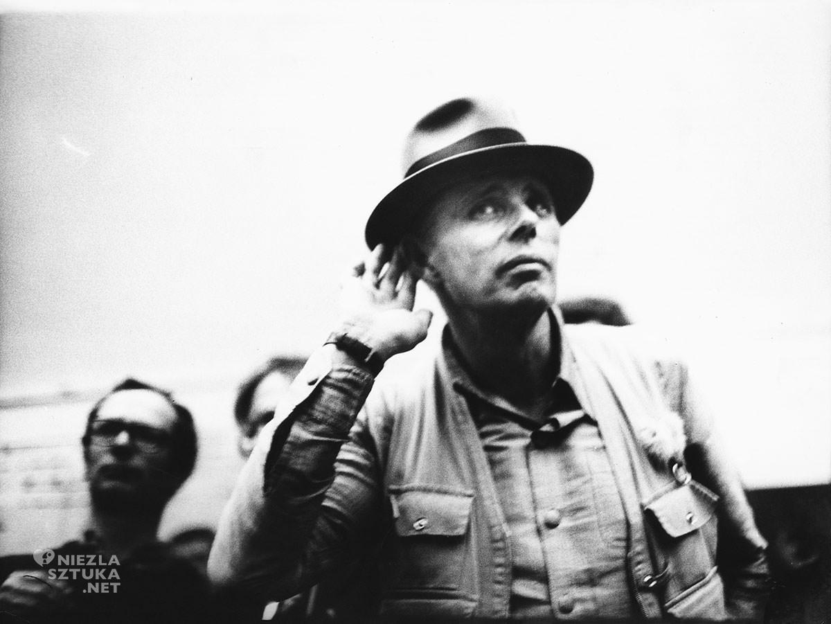 Joseph Beuys, sztuka współczesna, Niemcy, Niezła Sztuka
