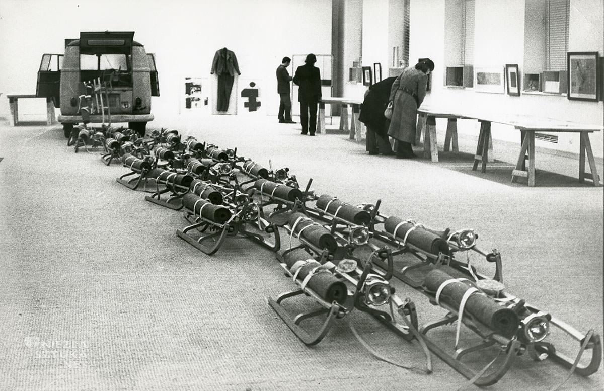 Joseph Beuys, wystawa, sztuka współczesna, Niemcy, Niezła Sztuka