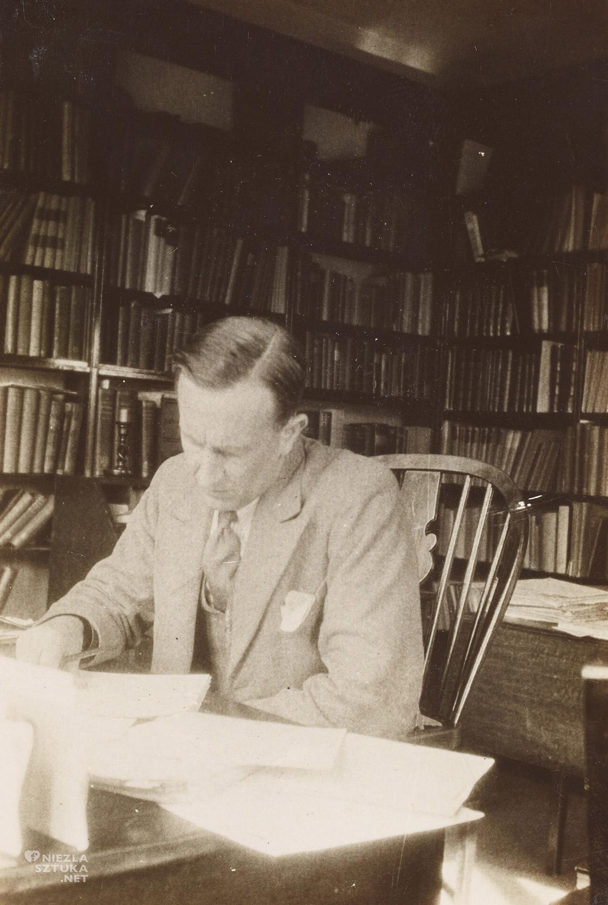 Tolkien, fotografia, pisarz, Niezła Sztuka