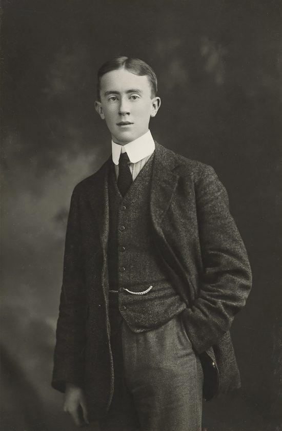 Tolkien, młodość, fotografia, pisarz, Niezła Sztuka