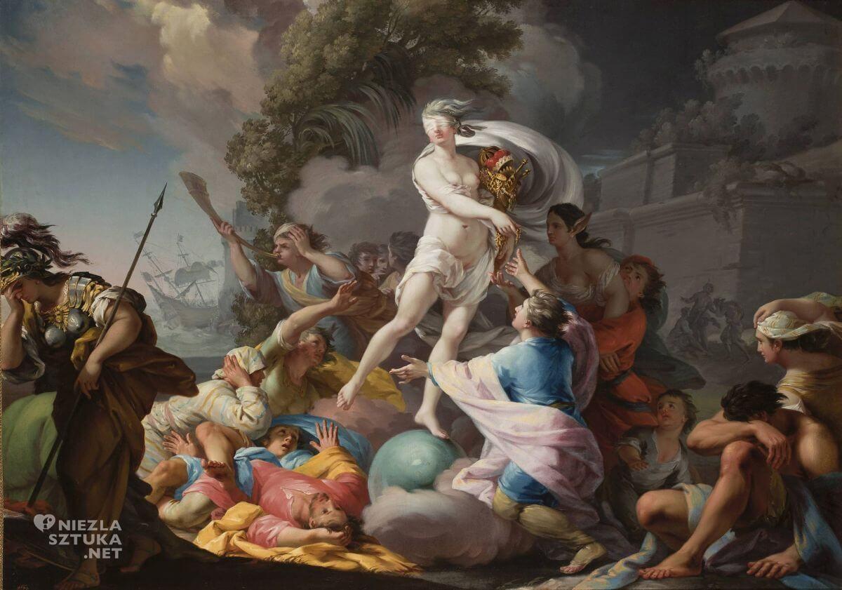 Tadeusz Kuntze, Fortuna, malarstwo, sztuka polska, Niezła sztuka