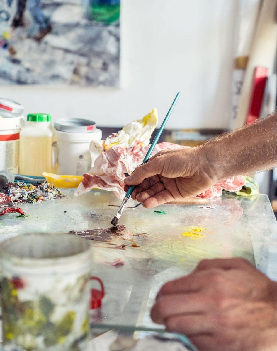 tomasz zjawiony, malarz, malarstwo, niezła sztuka