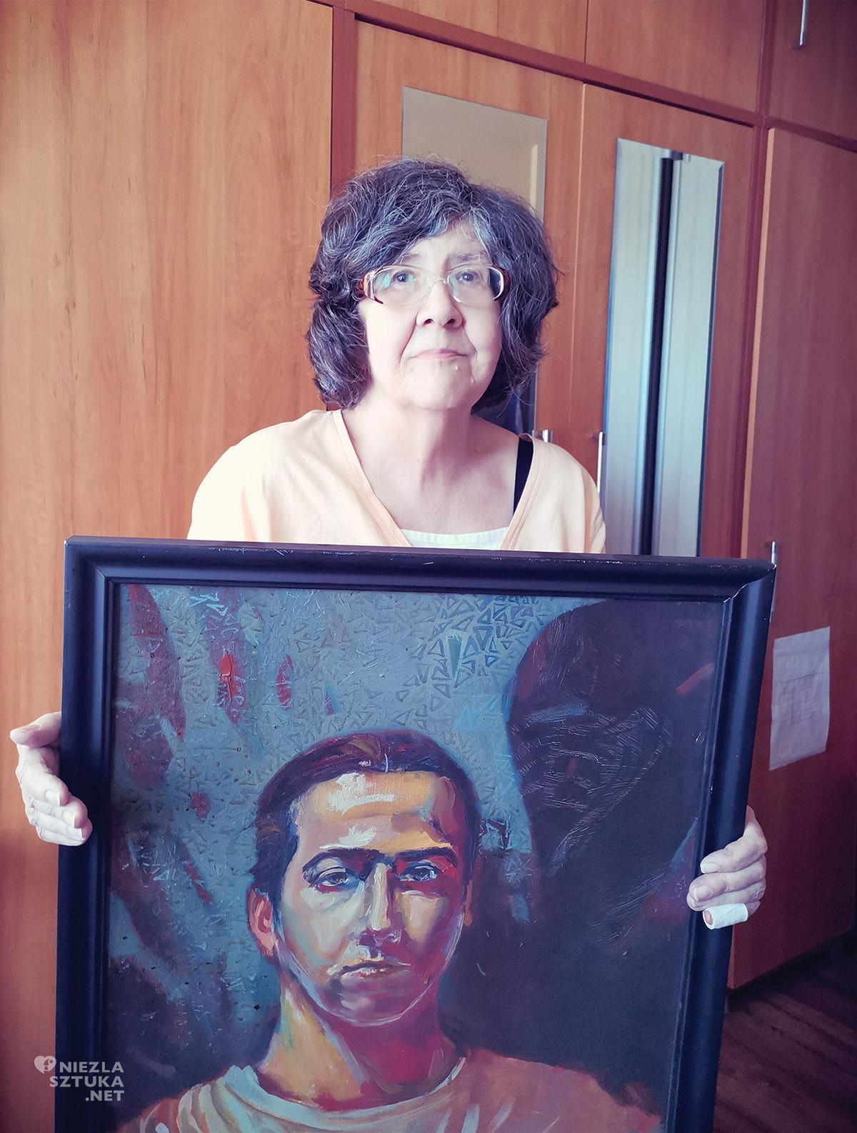Teresa Wygrzywalska, niezła sztuka