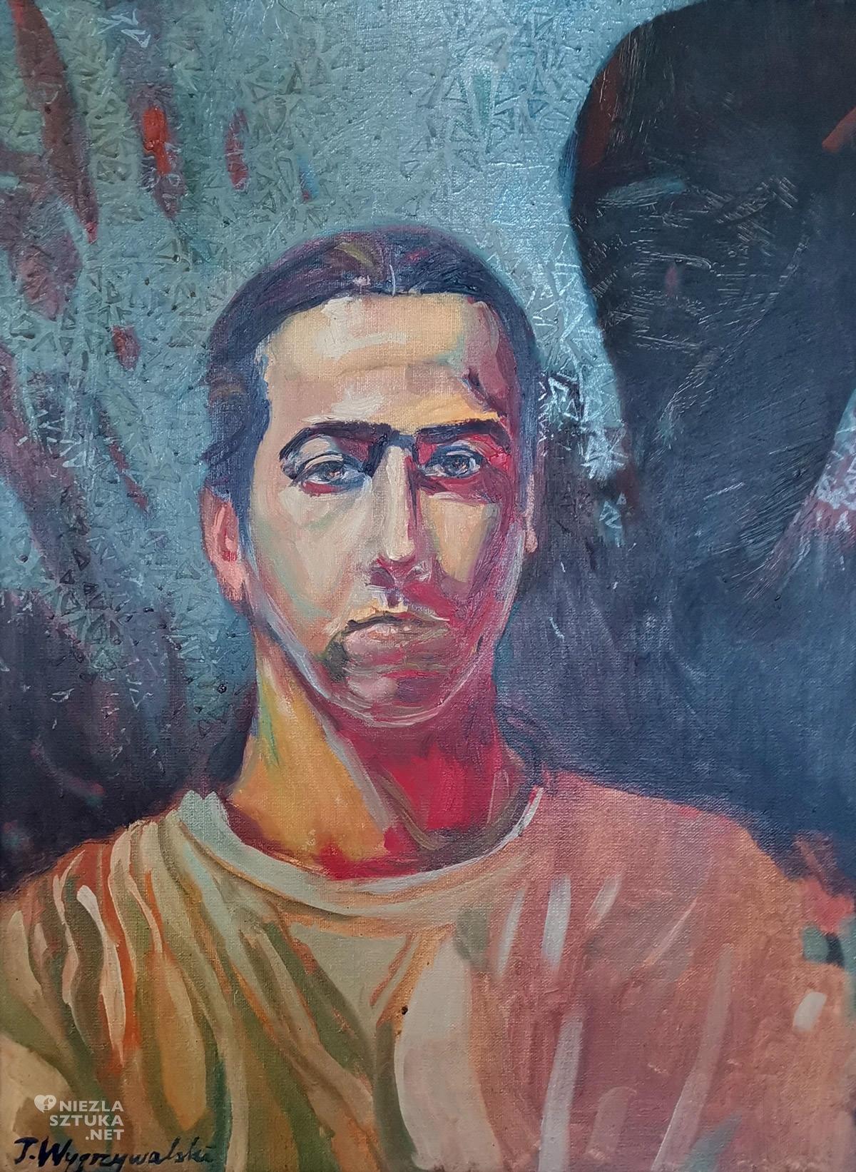 Tomasz Wygrzywalski, autoportret, niezła sztuka