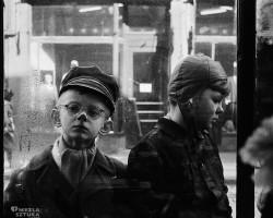 Zofia Rydet, dziecko, lata 50., fotografia, Niezła Sztuka