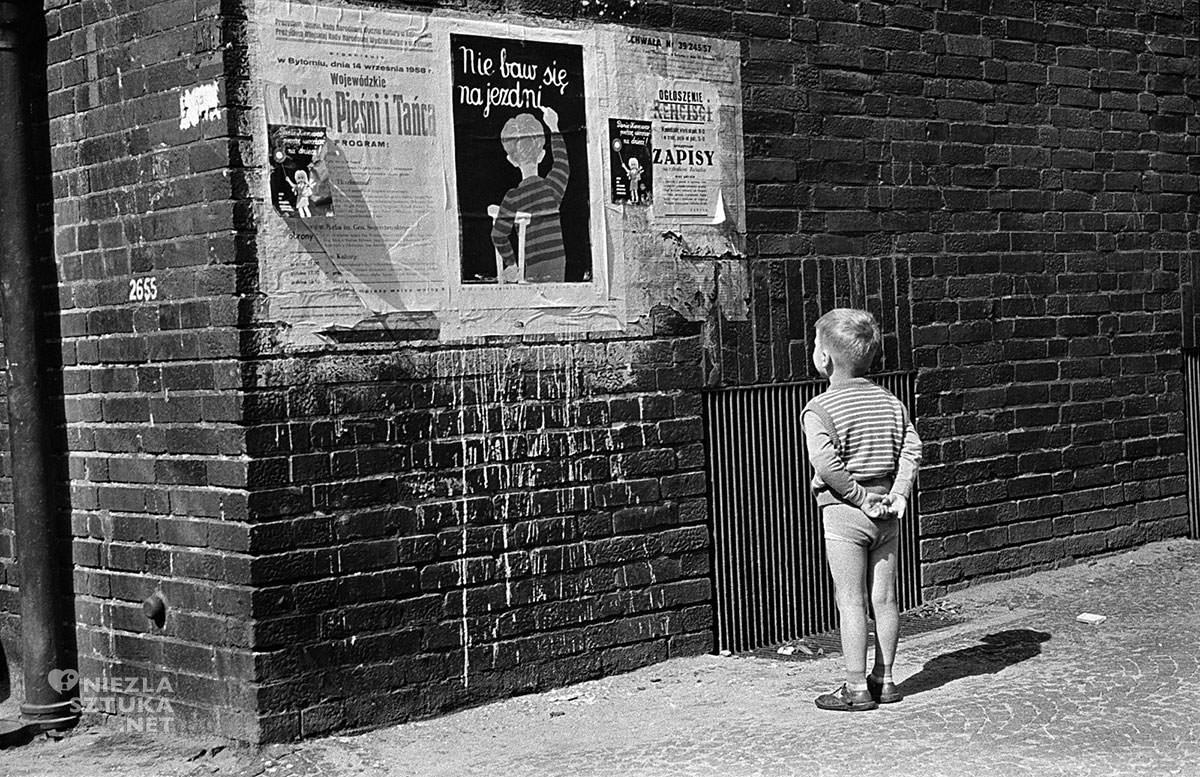 Zofia Rydet, Mały Człowiek, Świat jest ciekawy, fotografia, Niezła Sztuka