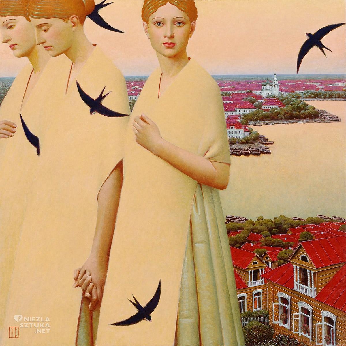 Andrey Remnev, Celestical Bodies, sztuka rosyjska, sztuka współczesna, Niezła Sztuka