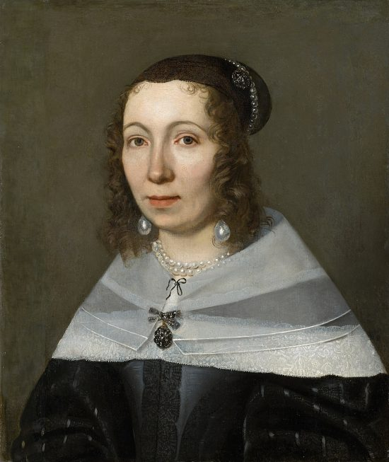 Maria Sibylla Merian, portret, Jacob Marrel, kobiety w sztuce, Niezła Sztuka