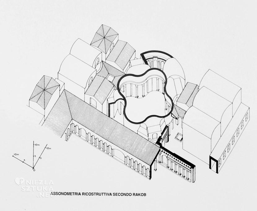 Willa Hadriana Tivoli, Włochy sztuka, Włochy zabytki, architektura, Niezła sztuka