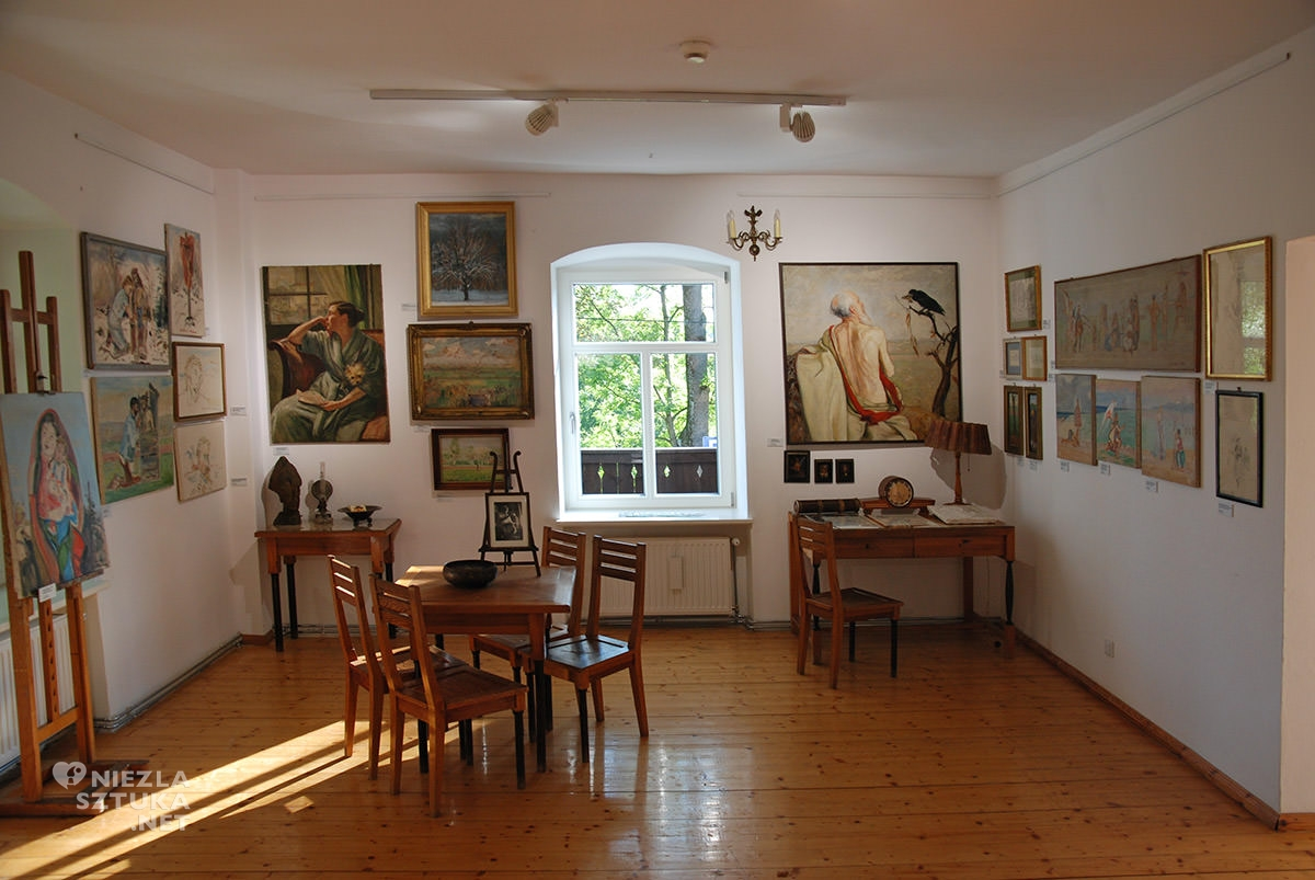 Wlastimilówka, ekspozycja, Dom Hauptmannów, Jerzy Nowicki, niezła sztuka