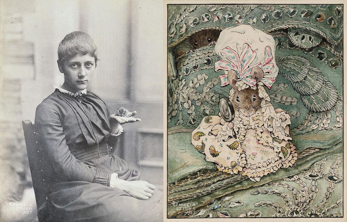 Beatrix Potter, niezła sztuka