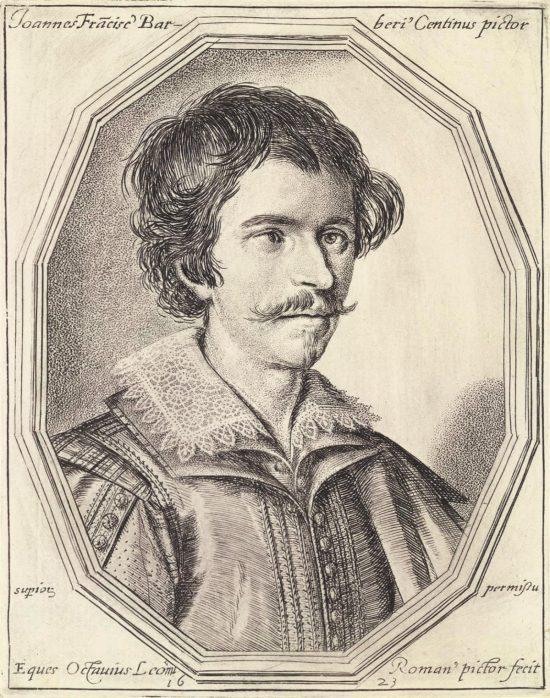 Ottavio Leoni, Guercino, Giovanni Francesco Barbieri, niezła sztuka