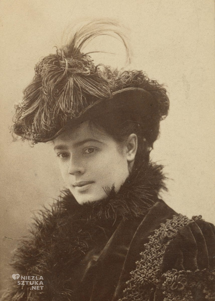 Helena Marcello, fotografia, portret, Niezła Sztuka
