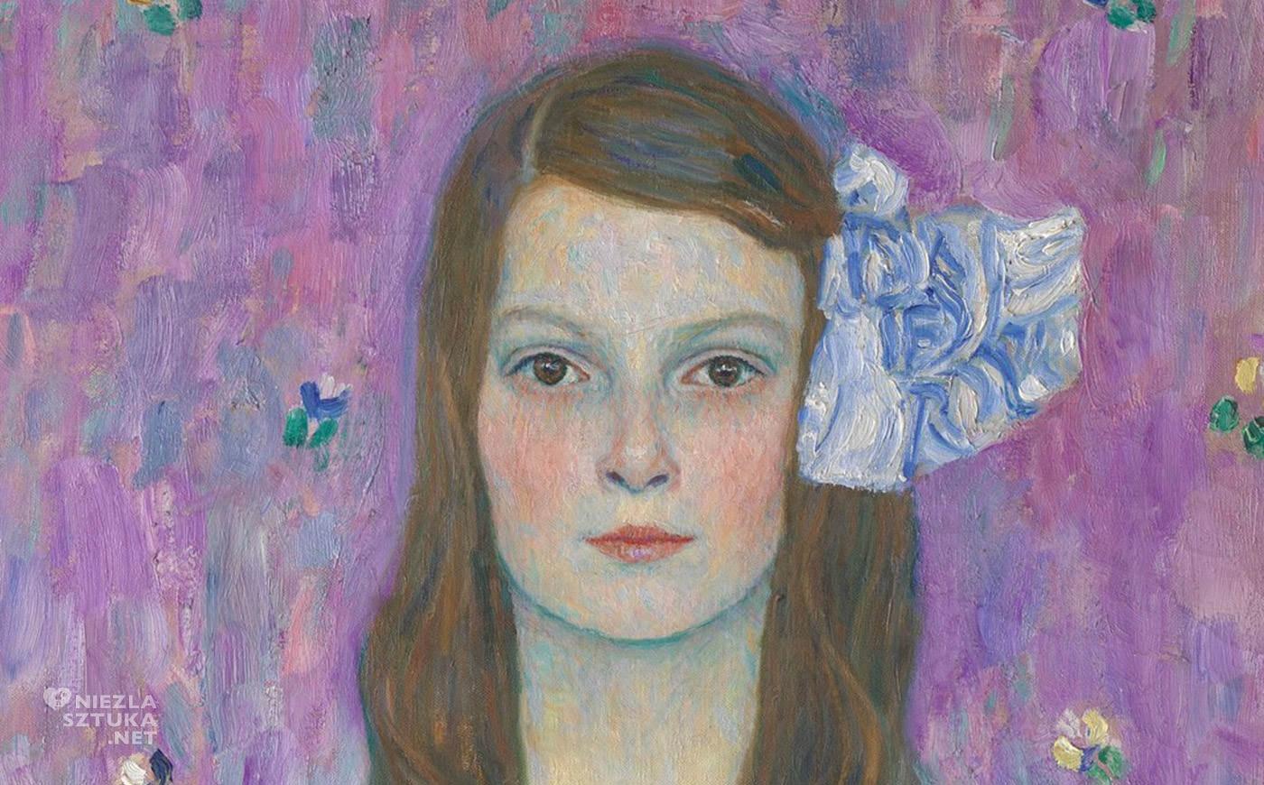Gustav Klimt, Mäda Primavesi, Gertrude Primavesi, Niezła Sztuka