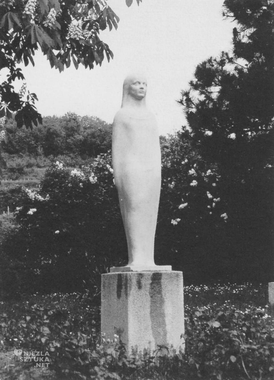 Mäda Primavesi, rzeźba, Anton Hanak, Austria, Niezła Sztuka