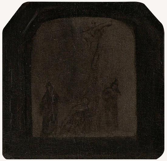 Gabriël Metsu, Chore dziecko, detal, sztuka niderlandzka, Niezła Sztuka