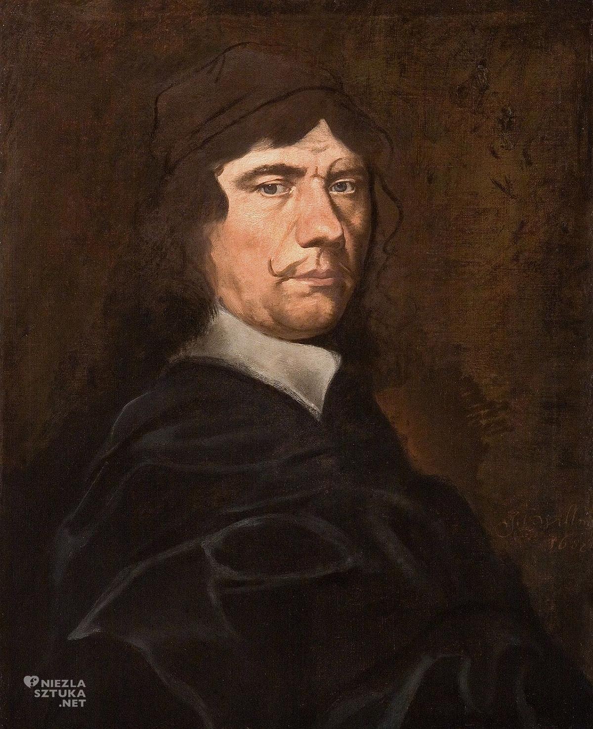 Michael Willmann, Autoportret, barok, Śląsk, Niezła Sztuka
