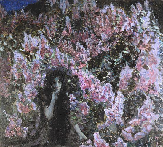 Michaił Wrubel, Lilie, sztuka rosyjska, Niezła Sztuka