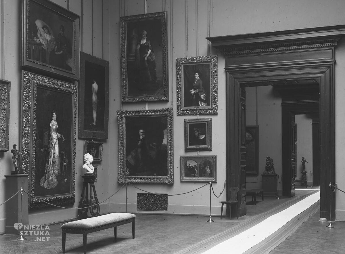 Sukiennice, Kraków, wystawa, Helena Modrzejewska, portret Heleny Modrzejewskiej, sztuka polska, Niezła Sztuka