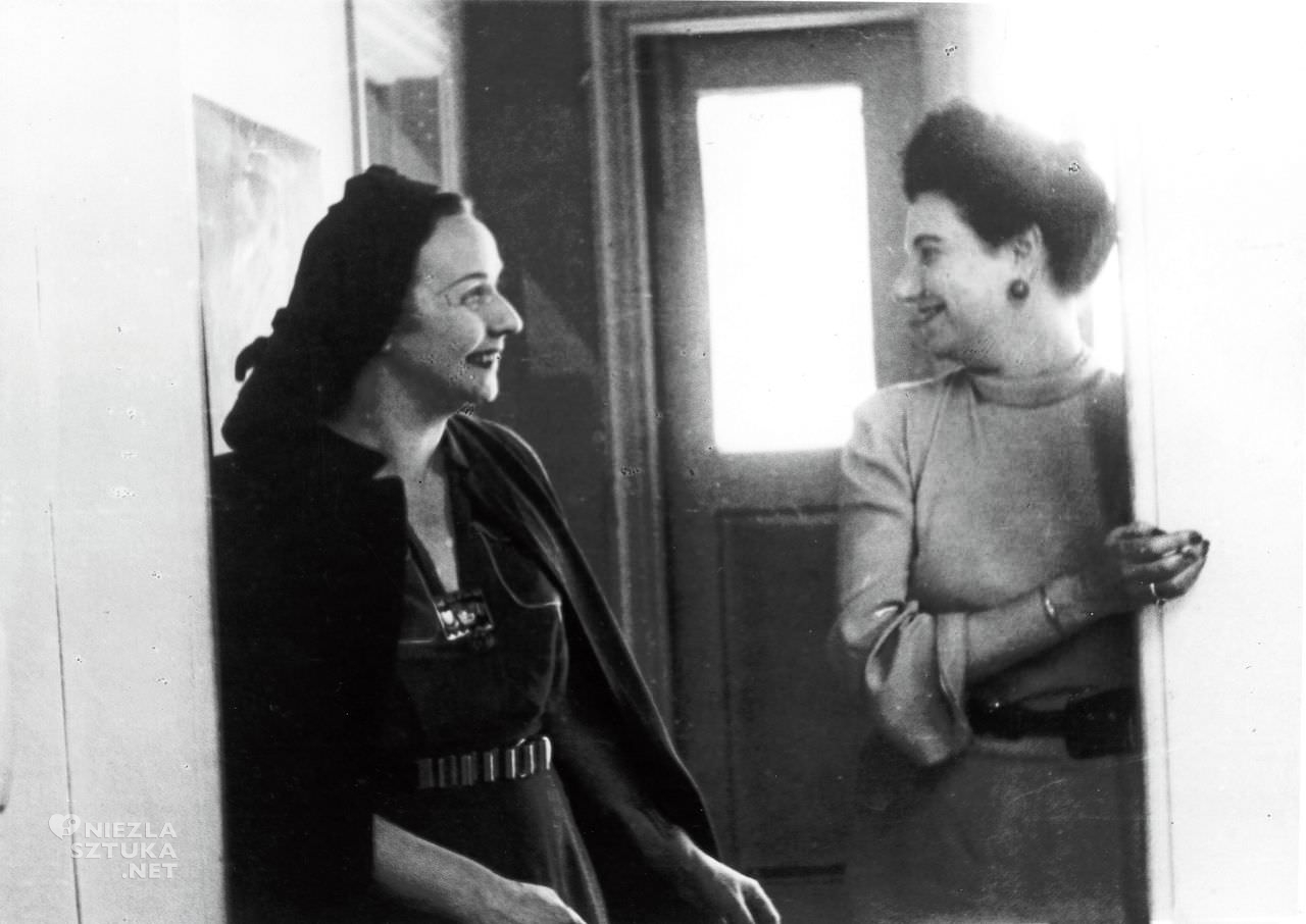 Peggy Guggenheim, Nelly van Doesburg, niezła sztuka